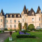 Замок в Бретани, Франция, 750 м2