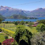 Вилла у озера Комо, Италия, 550 м2