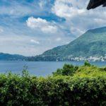 Вилла у озера Комо, Италия, 250 м2