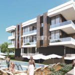 Апартаменты в Анталии, Турция, 50 м2