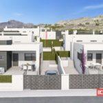 Дом в Аликанте, Испания, 83 м2